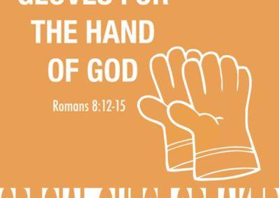 """Guest Speaker – Jim Billman  """"Gloves for the Hand of God"""""""
