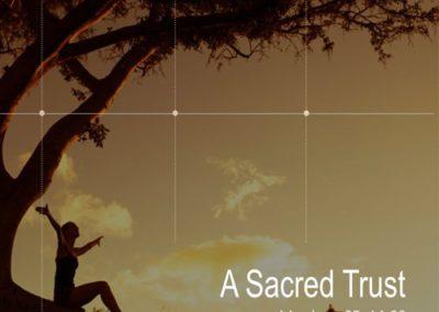 A Sacred Trust