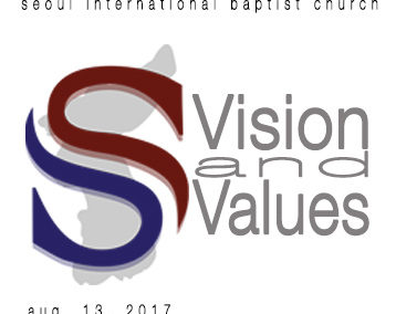 The Vision and Values of SIBC: We Value Relationships