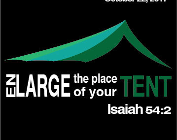 Enlarge the Place of Your Tent