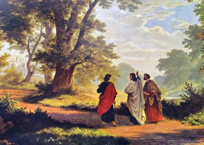 They Met the Saviour – Cleopas and his Friend